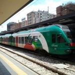 Flirt Etr350 di Tper in sosta a Bologna - Foto Giovanni Giglio
