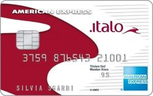La Carta Italo American Express