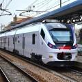 L'Etr425 in prova lungo la rete FNM - Foto Alessandro Bogani