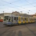Jumbo tram in servizio sulla linea 3 - Foto Giovanni Kaiblinger