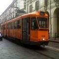 Tram 2818 in servizio sulla linea 13 - Foto Giovanni Giglio