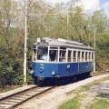 La vettura 402 del tram Trieste-Opicina - Foto Giovanni Kaiblinger