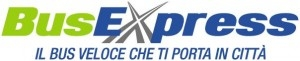 Il logo del nuovo servizio BusExpress di ATV
