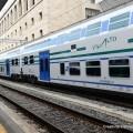 Il nuovo treno Vivalto consegnato a Roma Termini - Foto Gruppo Ferrovie dello Stato Italiane