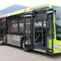 I nuovi bus Sad da 18 metri - Foto Provincia di Bolzano