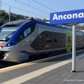 L'elettrotreno Etr425 Jazz ad Ancona - Foto Ferrovie dello Stato Italiane