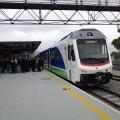 Il nuovo treno FAl a Matera - Foto Ferrovie Appulo Lucane