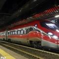 L'Etr400 Frecciarossa 1000 a Milano Rogoredo - Foto Manuel Paa (Trenomania.org)