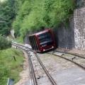 La funicolare della Mendola - Foto Dipartimento Mobilità Provincia di Bolzano