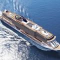 La nuova nave da crociera Seaside di MSC - Foto da progetto