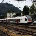 Flirt di Tilo utilizzato nei servizi transfrontaliri tra Lombardia e Ticino - Foto Francesco Pizzuti