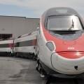 Il nuovo Pendolino Etr610 FFS/SBB presso lo stabilimento Alstom di Savigliano - Foto Alstom
