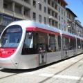 Il tram Sirio di Firenze in servizio sulla linea T1 - Foto Giovanni Giglio