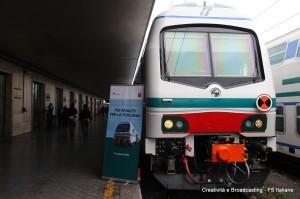 I nuovi Vivalto per la Toscana - Foto Gruppo Ferrovie dello Stato Italiane