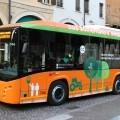 I nuovi bus Apam a metano - Foto Apam