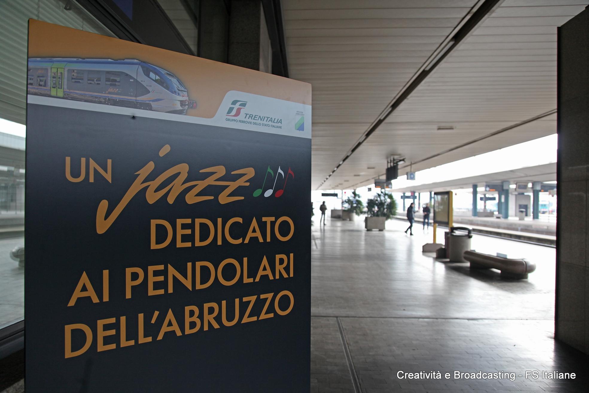 Presentazione Jazz Abruzzo - Foto Gruppo Ferrovie dello Stato Italiane