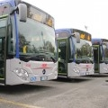 Nuovi autobus Ataf da 18 metri per Firenze - Foto Gruppo Ferrovie dello Stato Italiane