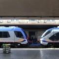 L'Atr220 Swing e l'ETR324 Jazz a Firenze Santa Maria Novella - Foto Gazzettadeitrasporti.it