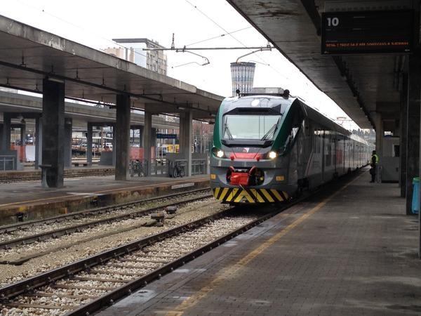 Il Coradia Trenord in servizio tra Milano e Varese -  Foto Trenord