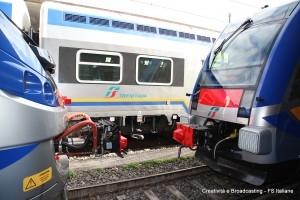 Jazz, Swing e Vivalto, i treni del trasporto regionale - Foto Gruppo Ferrovie dello Stato Italiane