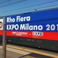 La nuova stazione Rho Fiera Expo 2015 - Foto Matteo Noli
