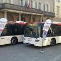I nuovi bus Tiemme per il bacino di Arezzo - Foto Tiemme