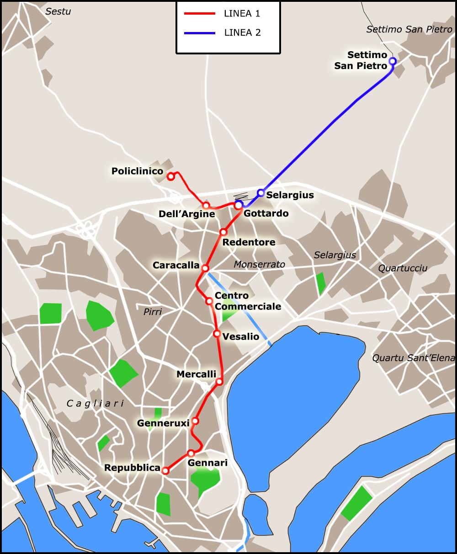 A cagliari il primo tram treno d 39 italia inaugurata la for Due esse arredamenti settimo san pietro