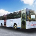I bus Mercedes Intouro di Busitalia