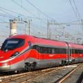 Il Treno Alta Velocità Frecciarossa 1000 Etr400 - Foto Giuseppe Mondelli