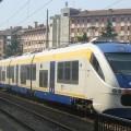 Un elettrotreno TTR di GTT in sosta a Torino - Foto Michele Maffia