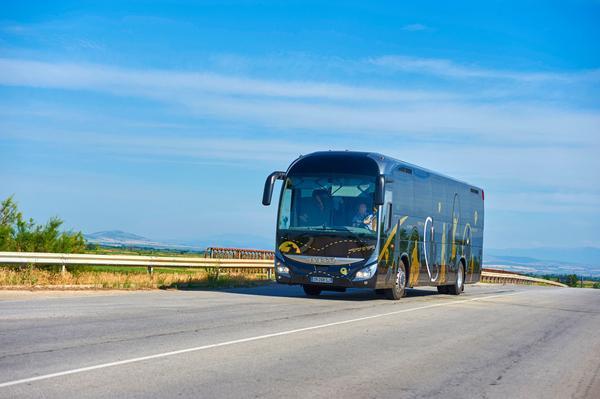 Il bus Magelys di Iveco - Foto Iveco