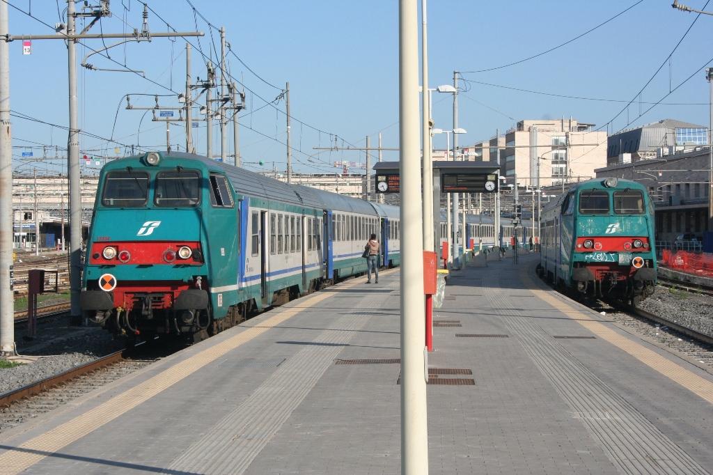BInari 1Est e 2Est di Roma Termini - Foto Gabriele Nicastro
