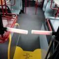 Tornelli a bordo dei bus di Bologna - Foto TPER