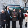 Presentazione bus Euro Trieste - Foto Comune di Trieste