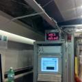 Le apparecchiature per i test a bordo del Frecciarossa 1000 segnano il nuovo record di velocità - Foto Gruppo FS Italiane