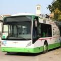 Il nuovo filobus di Cagliari - Foto Manuel Paa