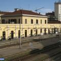 La stazione di Milano Porta Genova - Foto Manuel Paa