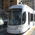 Tram Bombardier Flexity in servizio a Palermo