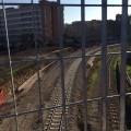 La nuova tratta a doppio binario della Bari-Matera - Foto FAL