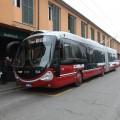 Il filobus Crealis Neo di Bologna - Foto Tper