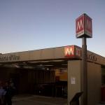 La stazione di Conca d'Oro - Foto Gabriele Palmieri